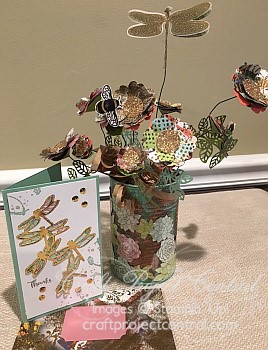 Dragonfly Dreams, Stampin' Up!, Craft Project Central