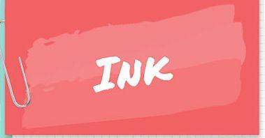 Stampin' Up!, Ink