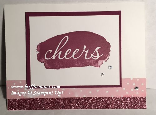 Sale-a-bration, Reverse Words, Stampin' Up!