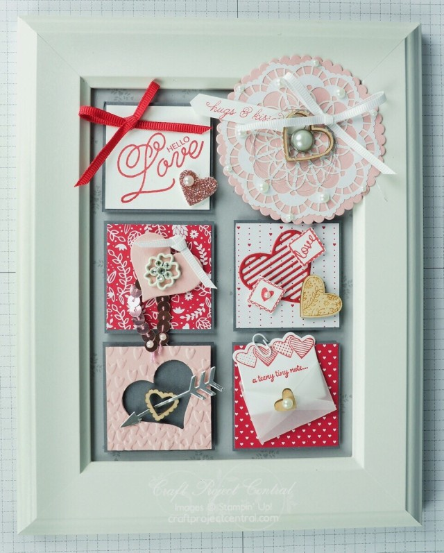 Sending Love, Stampin' Up!, Craft Project Central