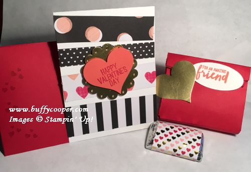 Stampin' Up!, Valentine's Day