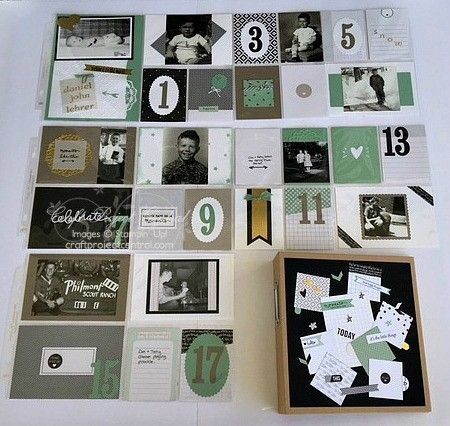 Stampin' Up!, Craft Project Central, Project Life