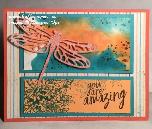 Awesomely Artistic, All Things Thanks, Craft Project Central, Stampin' Up!