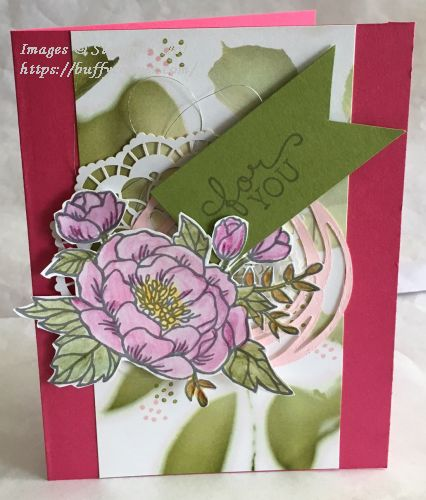 Birthday Blooms, Stampin' Up!