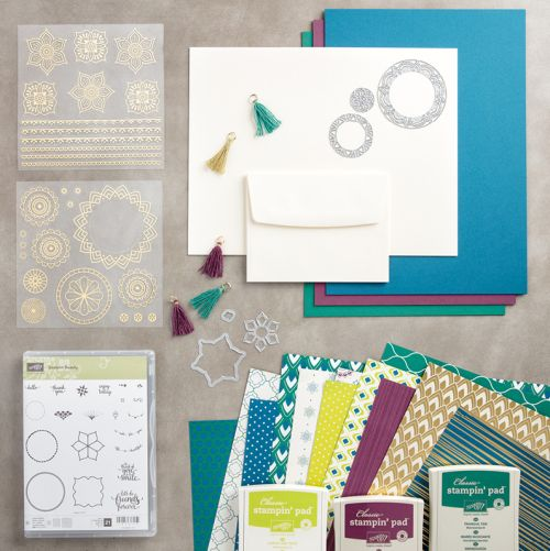 Eastern Palace Bundle, Stampin' Up!