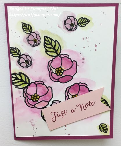 Soft Sayings Card Kit, Stampin' Up!