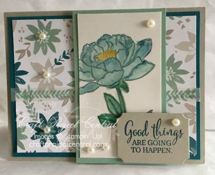You've Got This, Stampin' Up!, Craft Project Central