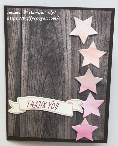 Banners for You, Stampin' Up!