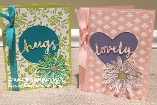 Lovely Words, Daisy Delight, Stampin' Up!