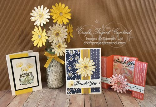 Daisy Delight, Stampin' Up!, Craft Project Central
