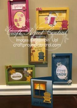 Stampin' Up!, Colorful Seasons, Craft Project Central
