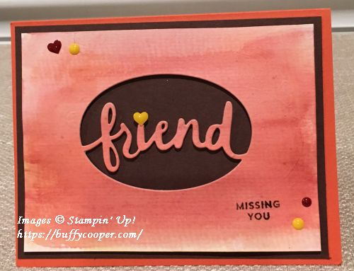 Oh So Eclectic, Stampin' Up!
