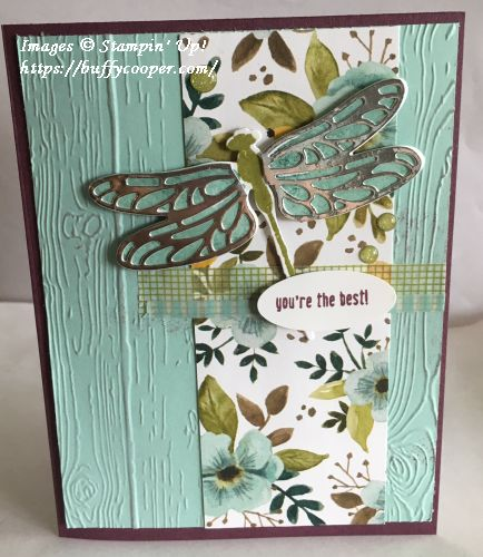 Dragonfly Dreams, Text Ya Later, Stampin' Up!