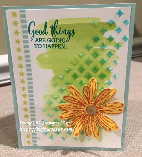 You've Got This, Daisy Delight, Stampin' Up!