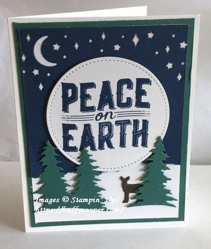 Carols of Christmas, Stampin' Up!