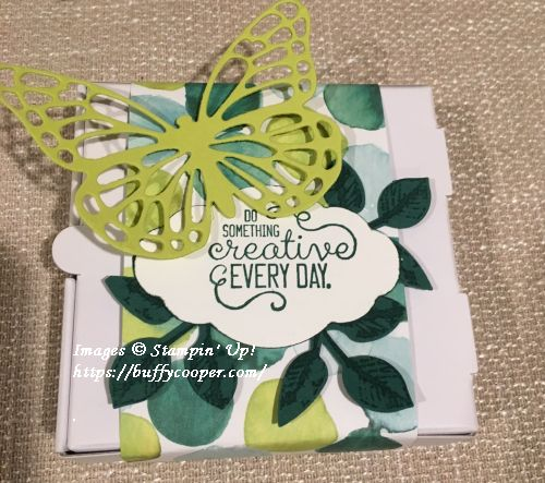 Crafting Forever, Stampin' Up!