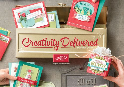 Stampin' Up!, Holiday Catalog