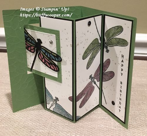 Stampin' Up!, Dragonfly Dreams