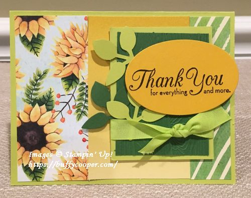 Painted Autumn, Stampin' Up!, Craft Project Central