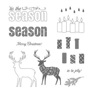Merry Pattterns, Stampin' Up!