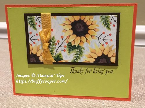 Special Celebrations, Stampin' Up!