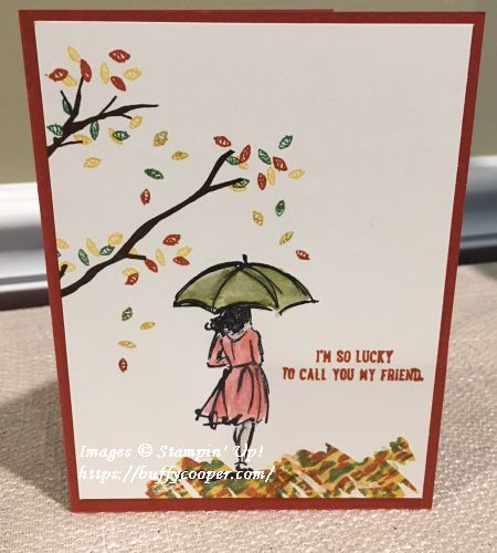 Beautiful You, Colorful Seasons, Sprinkles of Life, Stampin' Up!