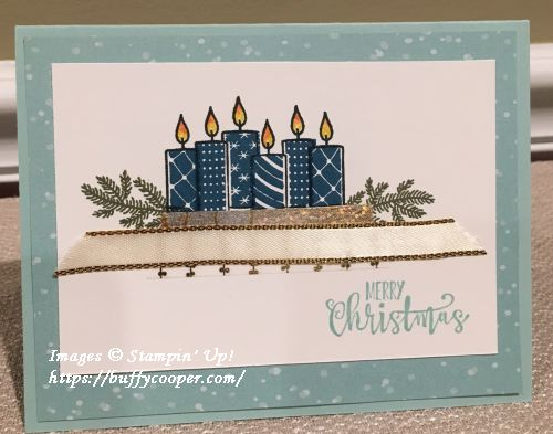 Merry Patterns, Stampin' Up!