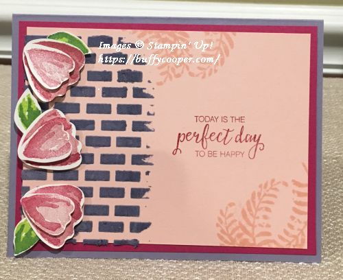 Bunch of Blossoms, Awesomely Artistic, Stampin' Up!