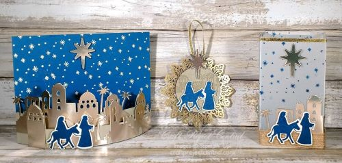 Night in Bethlehem, Stampin' Up!, Craft Project Central