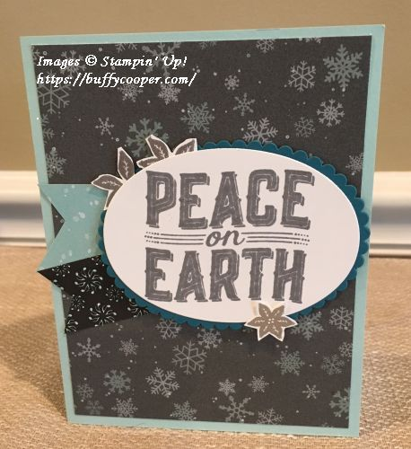 Carols of Christmas, Stampin' Up