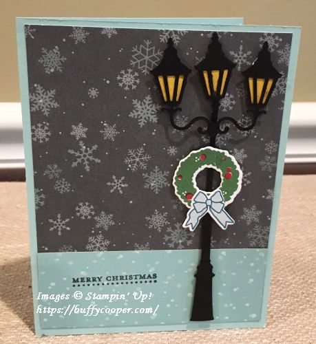 Brightly Lit Christmas, Stampin' Up!