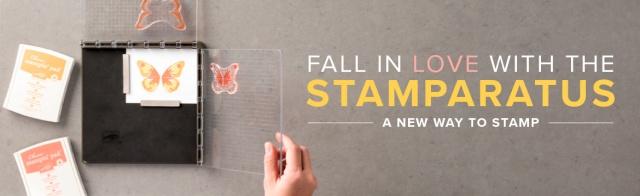 Stamparatus, Stampin' Up!
