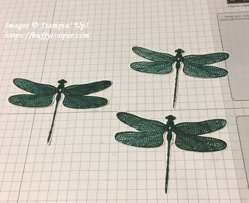 Stampin' Up!, Stamparatus, Dragonfly Dreams