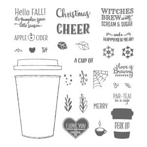 Merry Café, Stampin' Up!