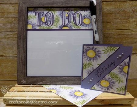 Craft Project Central, Stampin' Up!, Painted Harvest