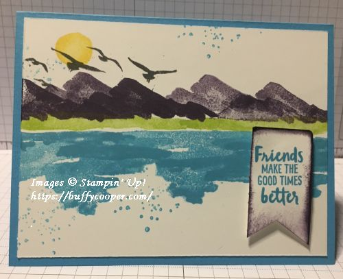 Stampin' Up, Waterfront