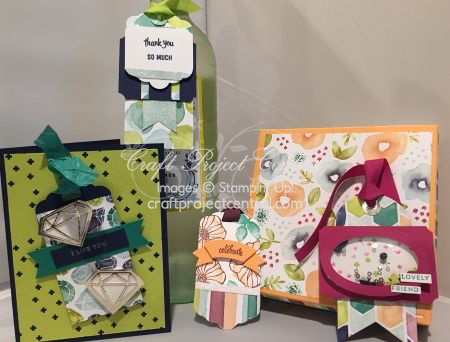Oh So Eclectic, Stampin' Up!, Craft Project Central