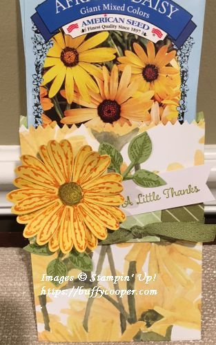Daisy Delight, Stampin' Up!, One Big Meaning, Painted Harvest