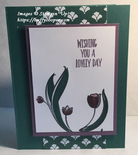 Lovely Wishes, Stampin' Up!