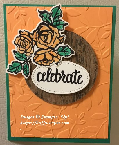 Petal Palette, Stampin' Up!
