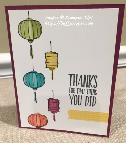 Stampin' Up!, Color Me Happy