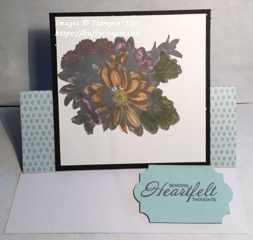 Heartfelt Blooms, Stampin' Up, Sale-a-bration