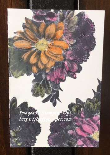 Heartfelt Blooms, Stampin' Up!, Sale-a-bration
