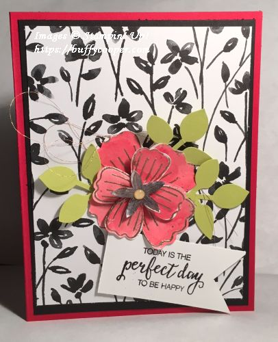 Stampin' Up!, Bunch of Blossoms