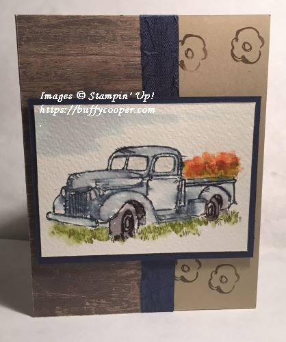 Country Livin', Stampin' Up!
