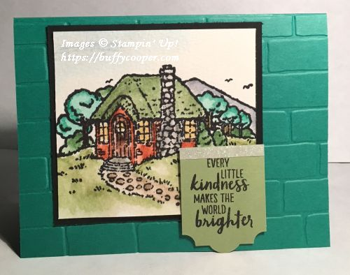 Cozy Cottage, Stampin' Up!