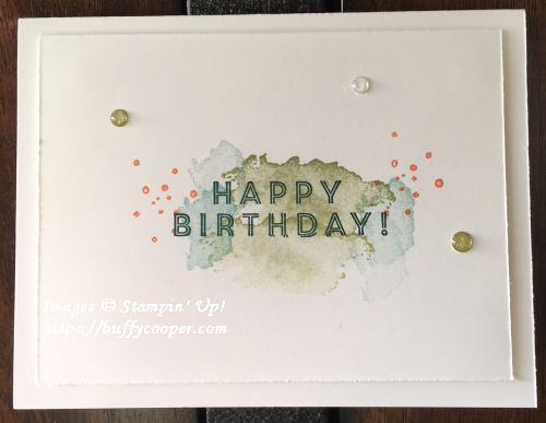 Eclectic Expressions, Stampin' Up!, Sale-a-bration