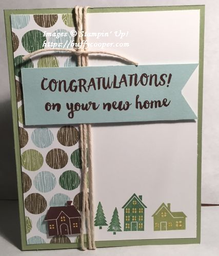 Home Life, Hearts Come Home, Stampin' Up!