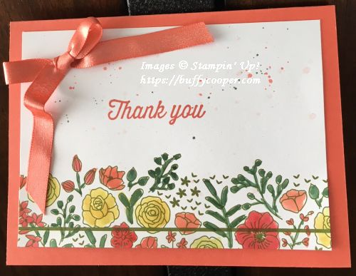 Stampin' Up!, Brusho, Sweet Soiree, Eclectic Expressions