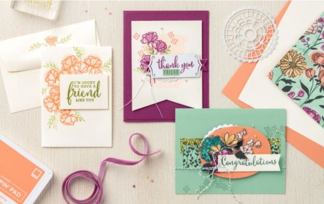 Share What You Love, Stampin' Up!